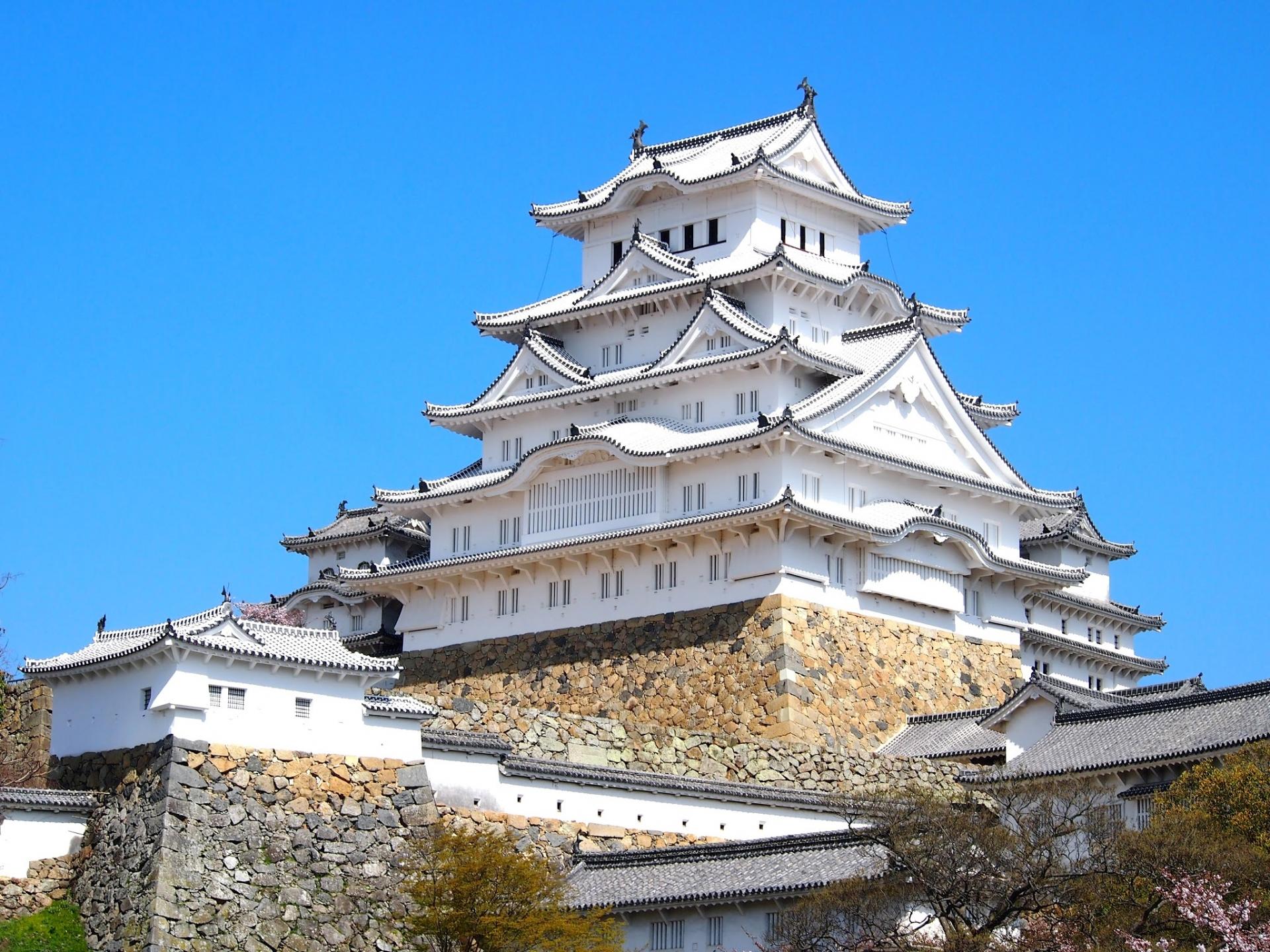 姫路城 白鷺城 漆喰 漆喰の力